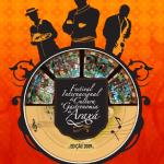Eu vou! Festival de Cultura e Gastronomia de Araxá.