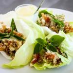 A Cozinha da Alice – Tabule caprese e maionese caseira