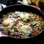 huevos rancheros (minha versão beeem alternativa)