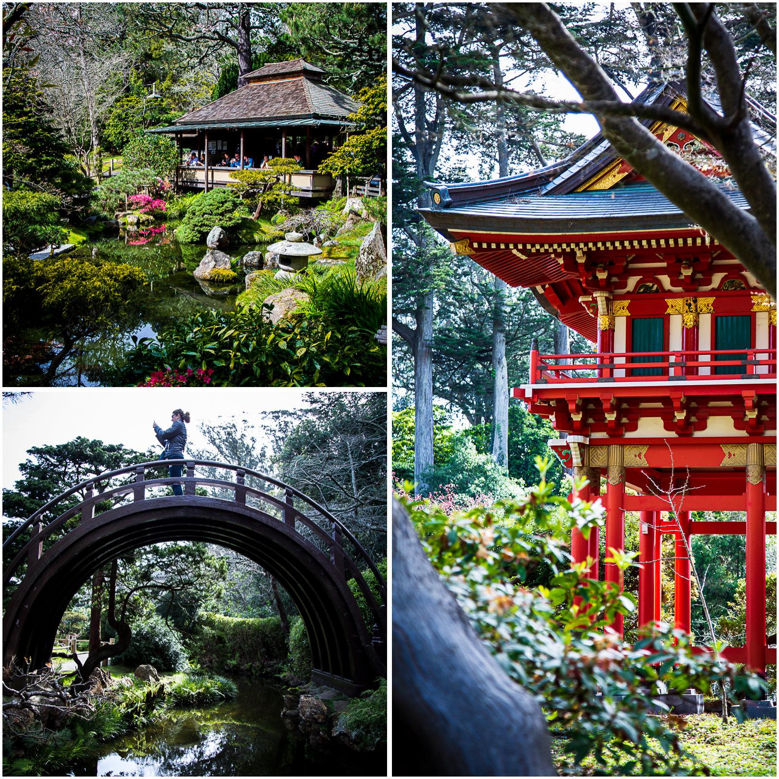 roteiro california - San Francisco - Jardim Japonês